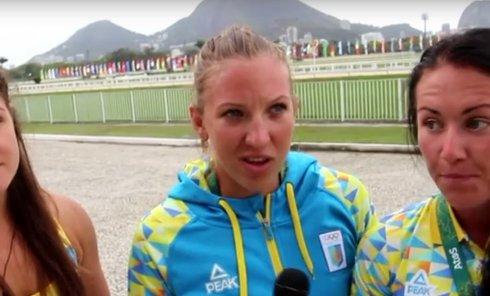 Украинские байдарочницы о подготовке к Олимпиаде без тренера
