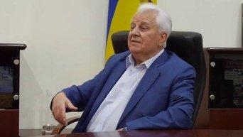 Кравчук: о распаде СССР Горбачев узнал из Вашингтона
