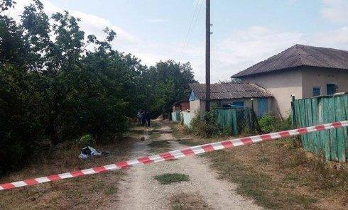 На месте убийства полицейских в Тернопольской области