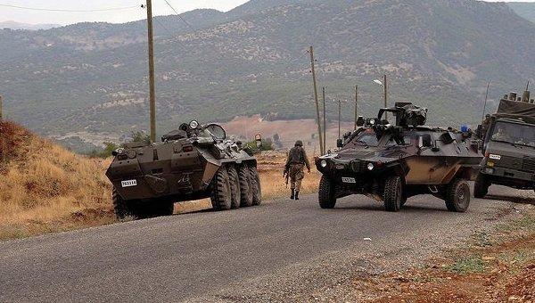Турецкая армия. Архивное фото