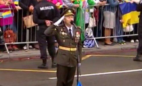 Военный парад в Киеве. Прямая трансляция