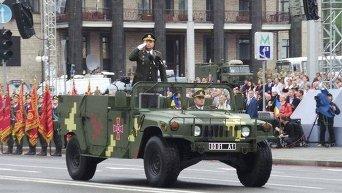 25-я годовщина независимости Украины