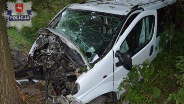 Новое ДТП сукраинцами вПольше: одна женщина погибла, три человека пострадали