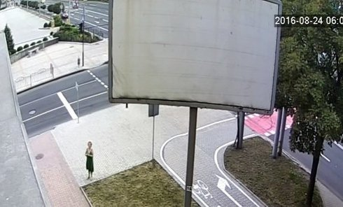 Государственный гимн в Донецке. Видео