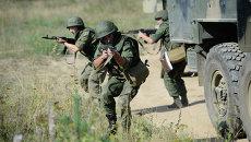 Учения российских военных. Архивное фото