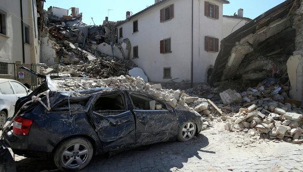 Число погибших землетрясения вИталии возросло до 24 человек