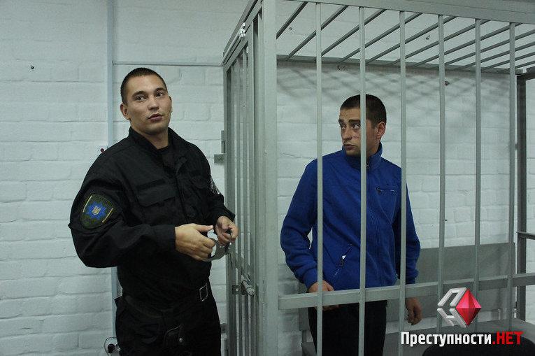 Избрание меры пресечение полицейским из Кривого Озера