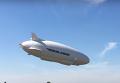 Потерпело крушение самое большое воздушное судно в мире