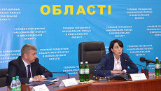 Хатия Деканоидзе и Юрий Мороз