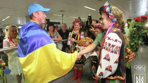НОК Украины выплатил премии медалистам Олимпиады вРио