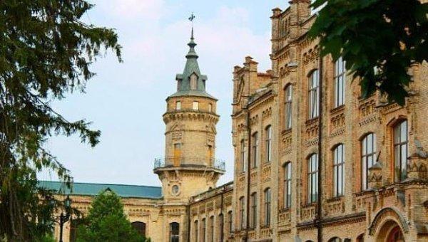 Университет Киевский политехнический институт
