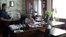 Задержание ректора НАУ за взятку