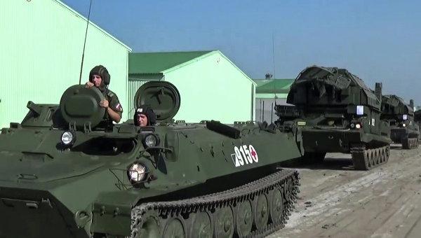 МИД Российской Федерации предложил Вашингтону небеспокоиться поповоду масштабных военных учений