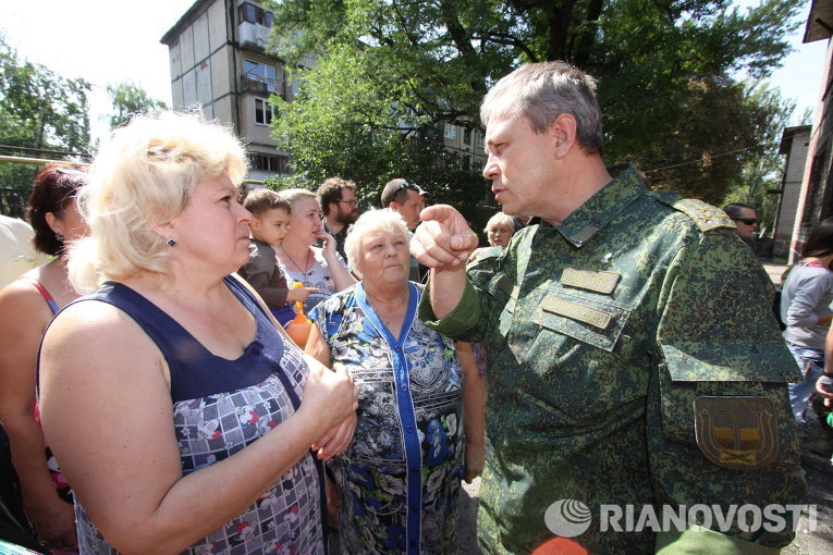 Боевики обстреляли КПВВ Майорск изминометов