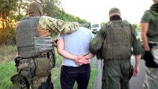 Задержание воров в законе в Святогорске