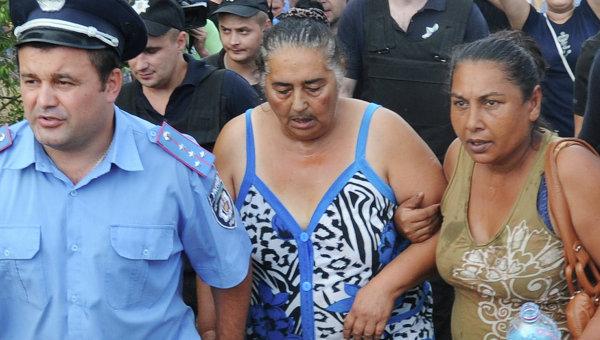 ВОБСЕ призвали Украинское государство выступить против насилия вотношении ромов