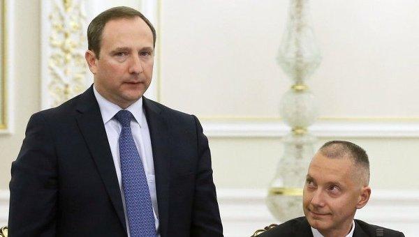 Игорь Райнин и Борис Ложкин