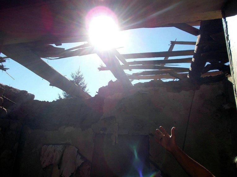 Штаб: Всторону Авдеевки боевики засутки выпустили практически 400 снарядов