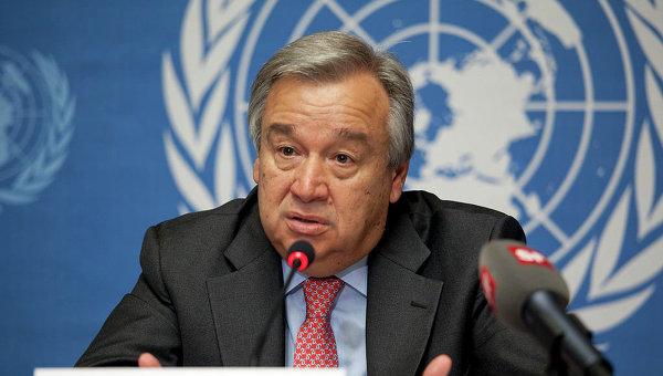 Новый генеральный секретарь ООН: Кто вы, Антониу Гутерриш