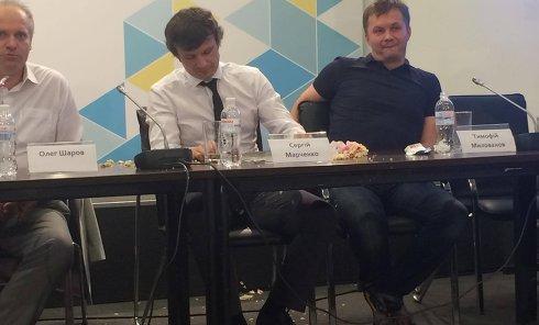 Заместитель министра финансов Сергей Марченко