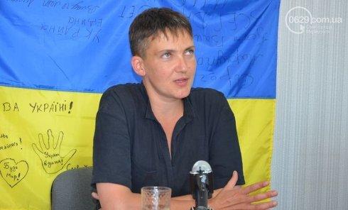 Савченко об отдыхе на курорте под Мариуполем и искрах в ночном море. Видео