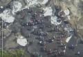 ГПС опубликовала кадры незаконной добычи янтаря. Видео