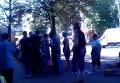 Жесткий захват полицейскими пенсионера в Чернигове