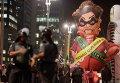 Протесты в Бразилии после импичмента президенту
