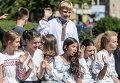 Школьники Киева. Архивное фото