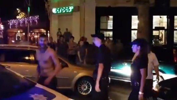 Против николаевских «мажоров»-дебоширов открыли уголовное дело»»