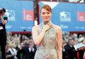 Венецианский кинофестиваль. Американская актриса Эмма Стоун