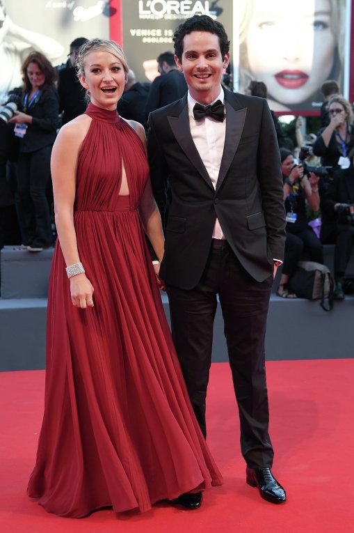 Венецианский кинофестиваль. Кинорежиссёр Дэмьен Шазелл.