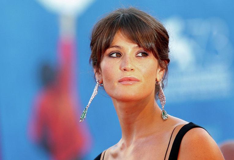 Венецианский кинофестиваль. Актриса Джемма Артертон.