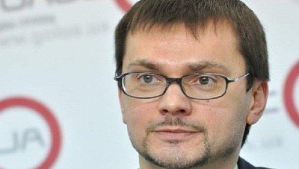 Директор Украинской ассоциации поставщиков торговых сетей Алексей Дорошенко