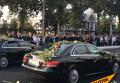 Траурный кортеж с телом Ислама Каримова