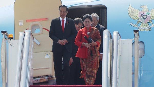 Президент Индонезии Джоко Видодо