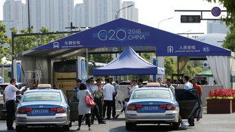 Ханчжоу накануне саммита G20