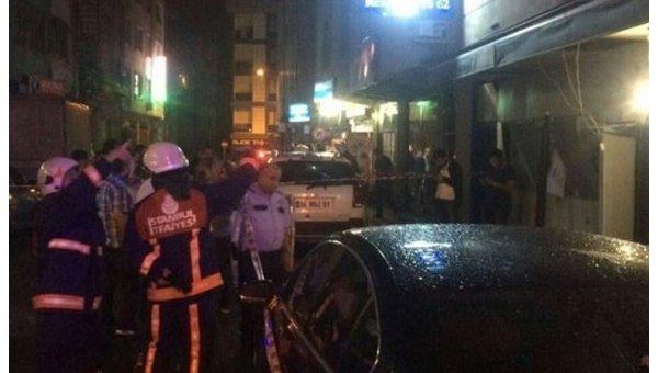 В ночном клубе Стамбула произошел взрыв