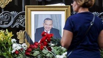 Президент Узбекистана Ислам Каримов скончался 2 сентября 2016 года