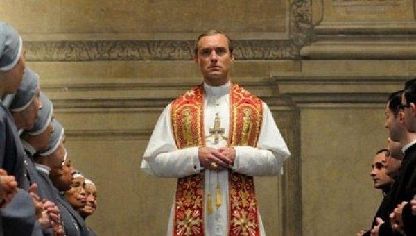 Сериал Молодой папа