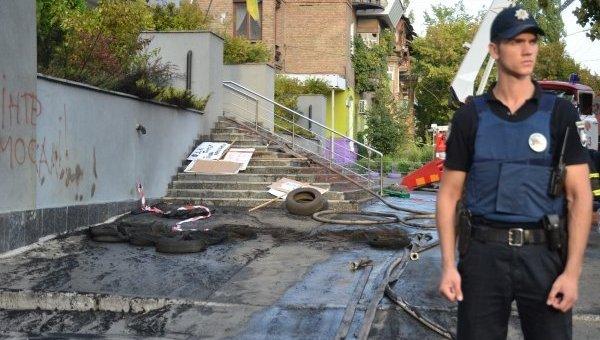 Пофакту пожара на«Интере» открыли дело постатье «препятствование журналистской деятельности»