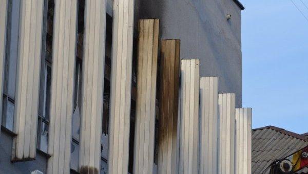 Канал «Интер» прекратит выпуск новостей навремя ремонта после пожара