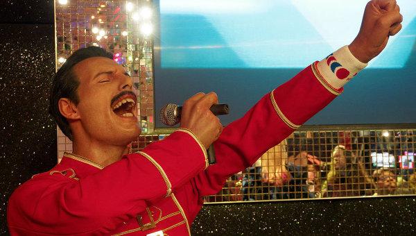 Вокалист рок-группы Queen Фредди Меркьюри