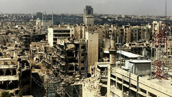 ВСирии в итоге авиаудара погибли 25 гражданских, Алеппо остался без водоснабжения