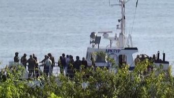 Штурм турецкого судна под Одессой спецназом СБУ: комментарии. Видео
