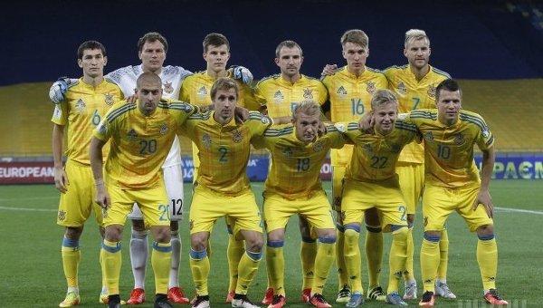 Шевченко вызвал Коваленко всборную Украины