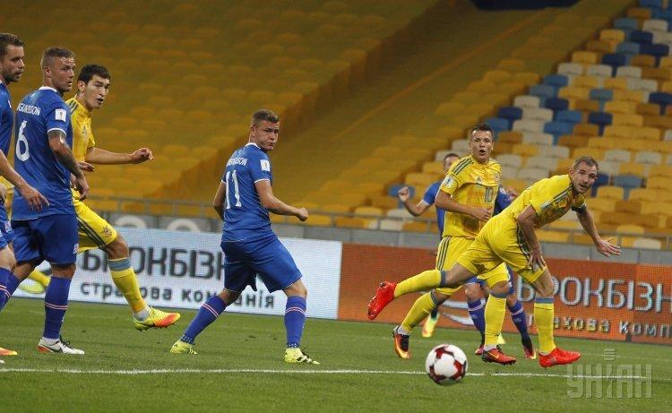 Ничья сборной Украины на старте ЧМ-2018: тренерский дебют Шевченко
