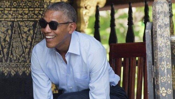 Завремя президентства Обама потратил наотдых ссемьей неменее $85 млн