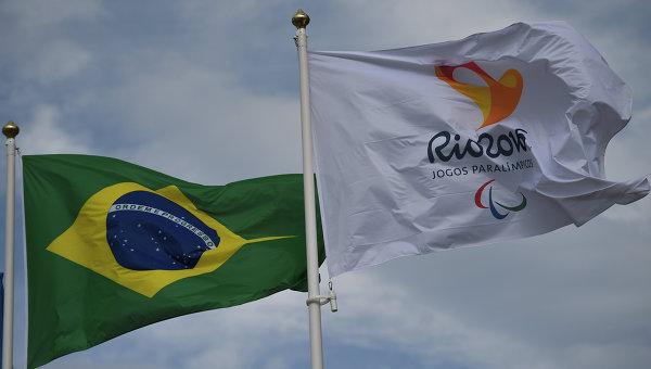 Паралимпийские игры в Рио-де-Жайнеро