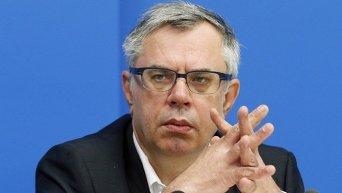 Глава Национального совета Украины по вопросам телевидения и радиовещания Юрий Артеменко